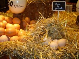 egg stall