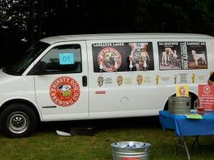 Thirsty Dog Van