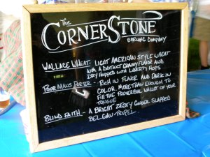 CornerStone Brewing Co.