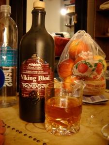 viking blod+Beckwith apples