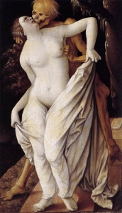 Hans Baldung Grien, Death and the Maiden, 1518-1520